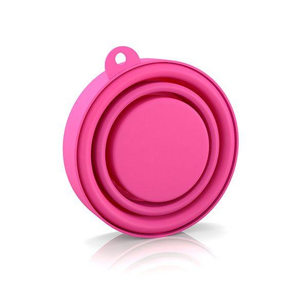 Copo Esterilizador em Silicone para Coletor Menstrual Feminist