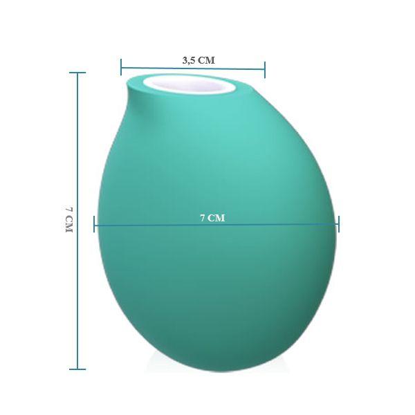 Estimulador de Clitóris Recarregável Sensevibe Mini
