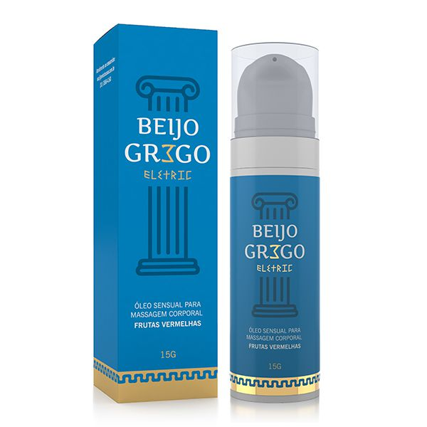 Gel Beijável Beijo Grego