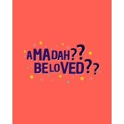 Camiseta Amadah?? Beloved??