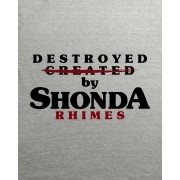 Camiseta Destroyed by Shonda Rhimes