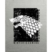 Camiseta House Stark - Winter is coming - Game of Thrones