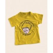 Camiseta Infantil Tu te tornas eternamente responsável pelo que cativas - O Pequeno Príncipe