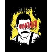 Camiseta Mamaaa o-O-oooh - Bohemian Rhapsody - Queen