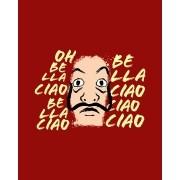 Camiseta Oh Bella Ciao - La Casa de Papel