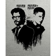 Camiseta Professor / Professor do Professor - La Casa de Papel - Prison Break