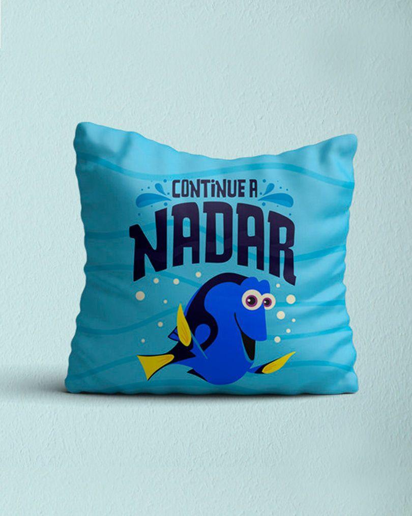 Almofada Continue a nadar - Procurando Nemo