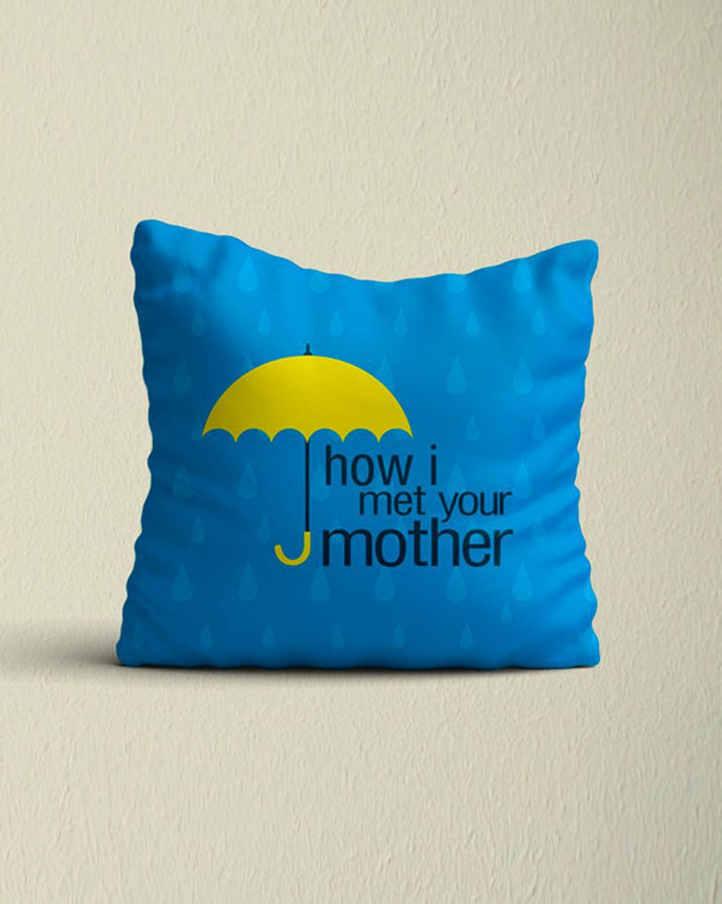 Almofada How I met your mother
