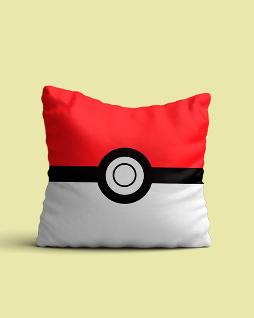 Almofada Pokebola - Pokémon
