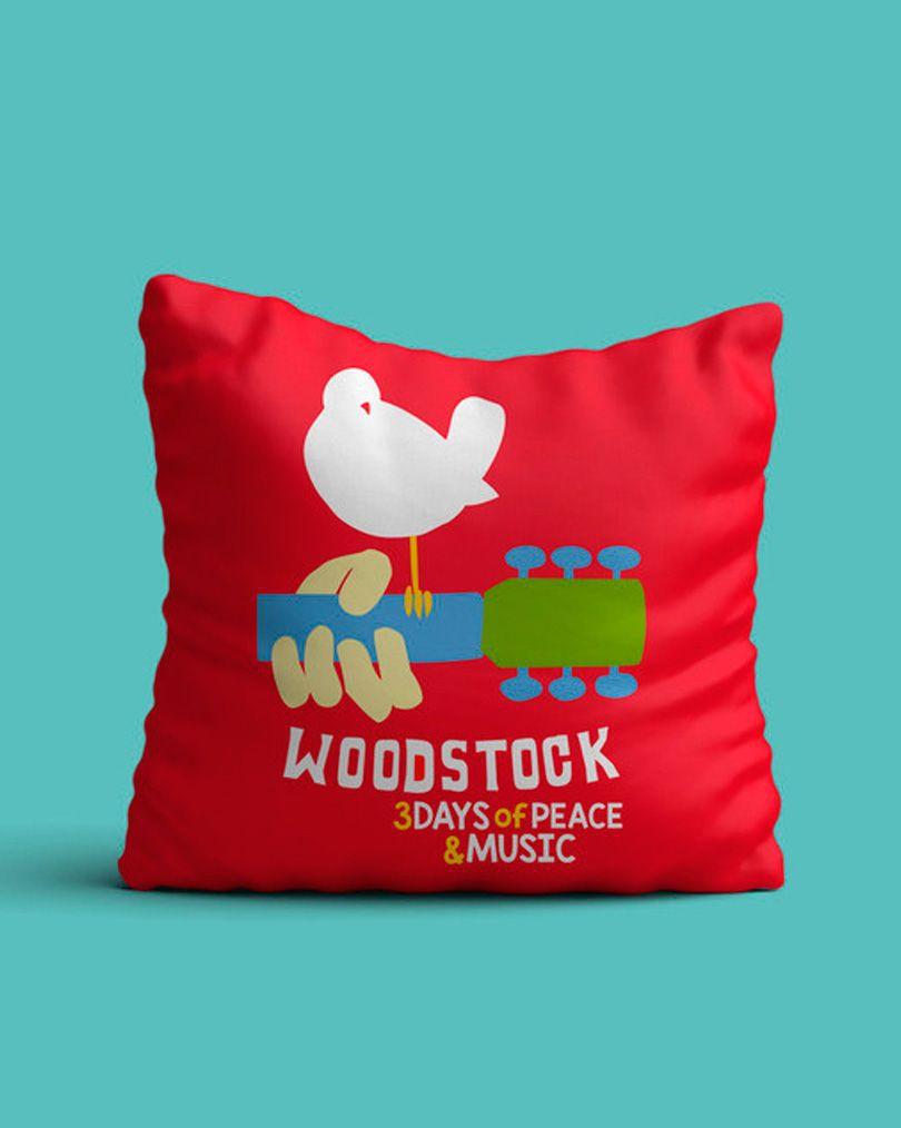 Almofada Woodstock