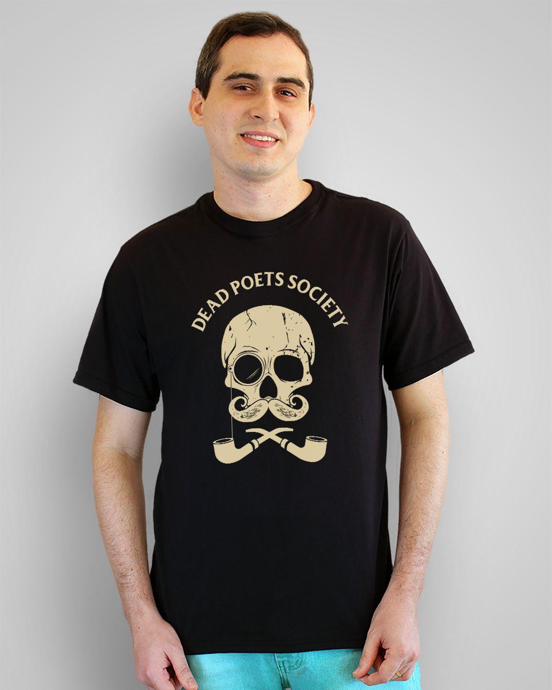 Camiseta Dead Poets Society - Sociedade dos Poetas Mortos