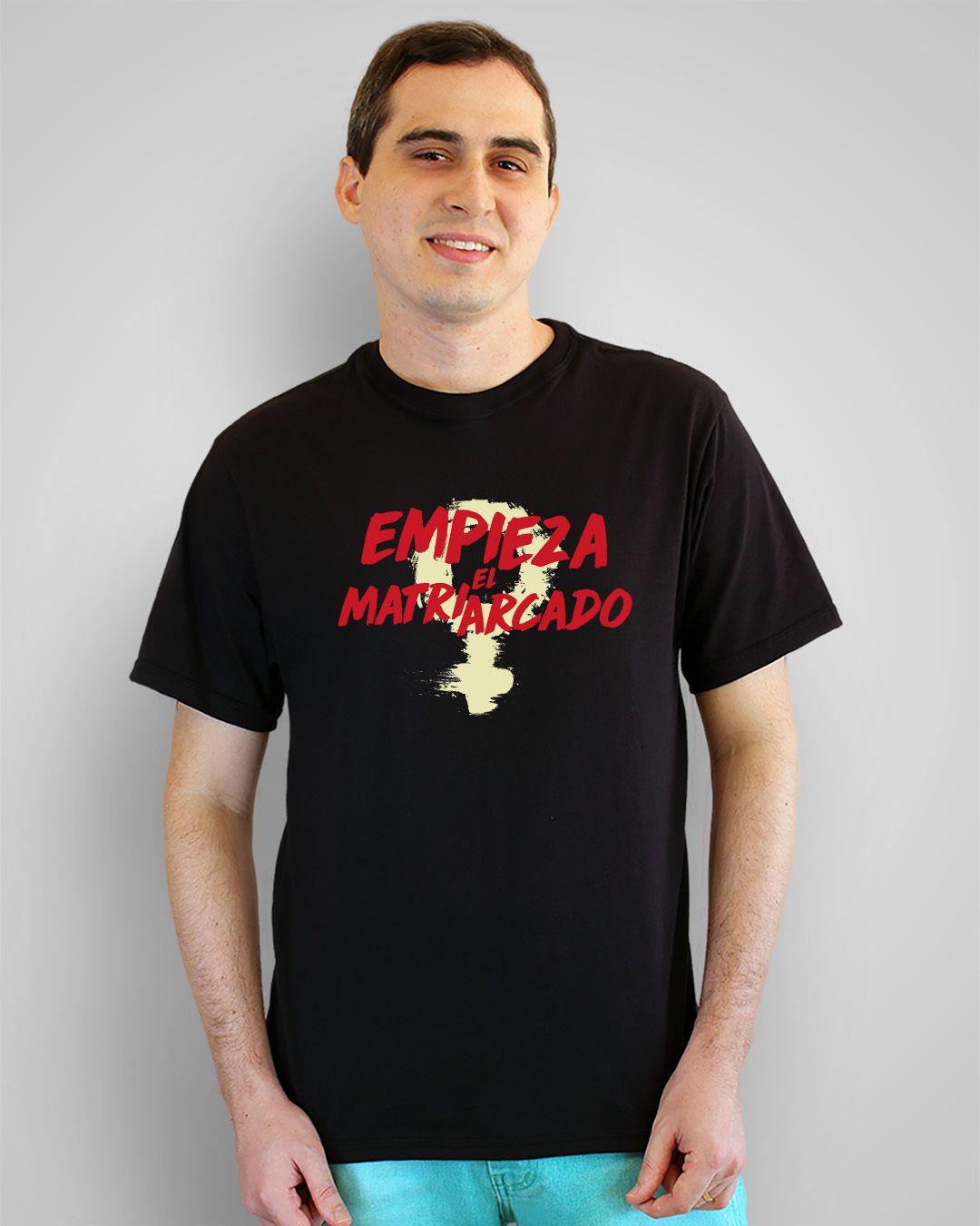 Camiseta Empieza el Matriarcado - La Casa de Papel