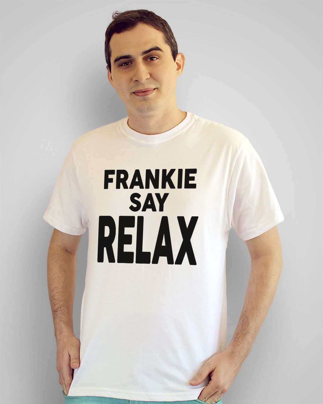 Camiseta Frankie say relax - Friends