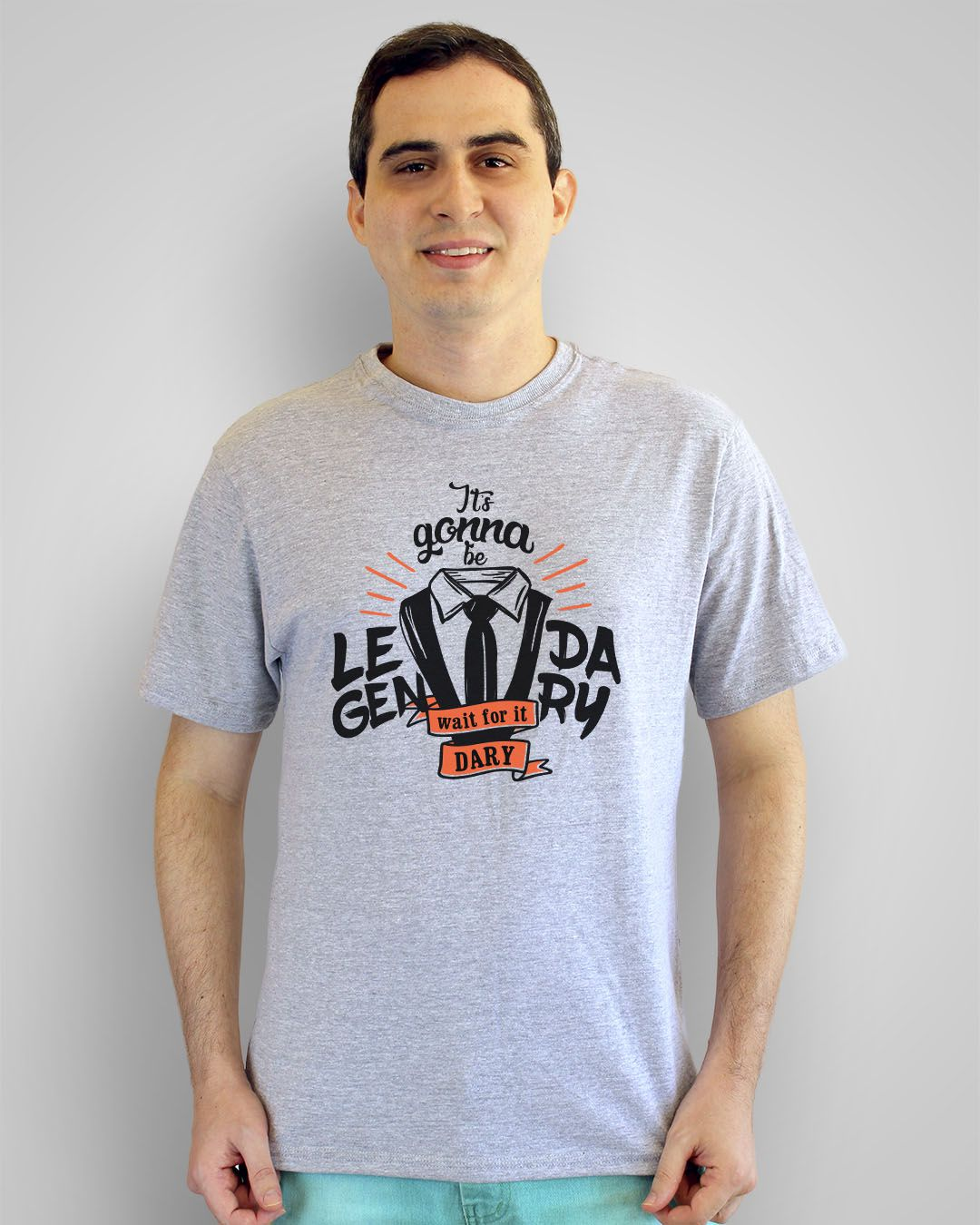 Camiseta It's gonna be legen - wait for it - dary! Legendary! - How I met your mother