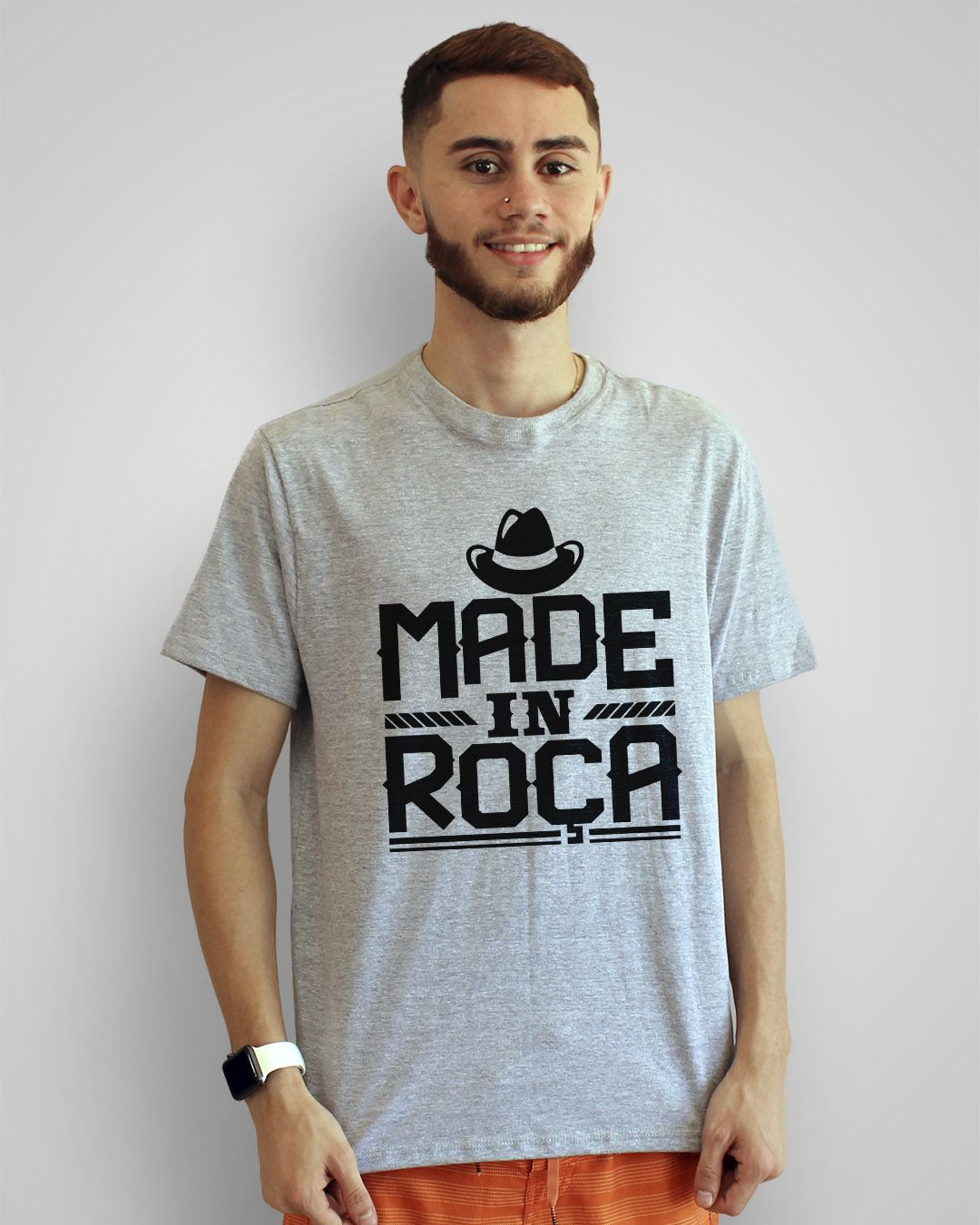 Camiseta Made in Roça
