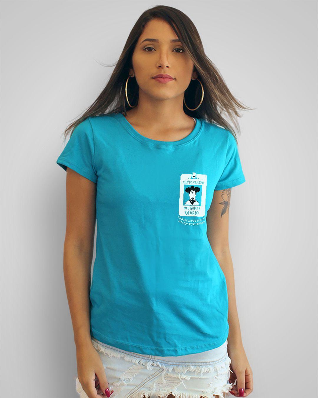 Camiseta Muito prazer, meu nome é otário... - Engenheiros do Hawaii