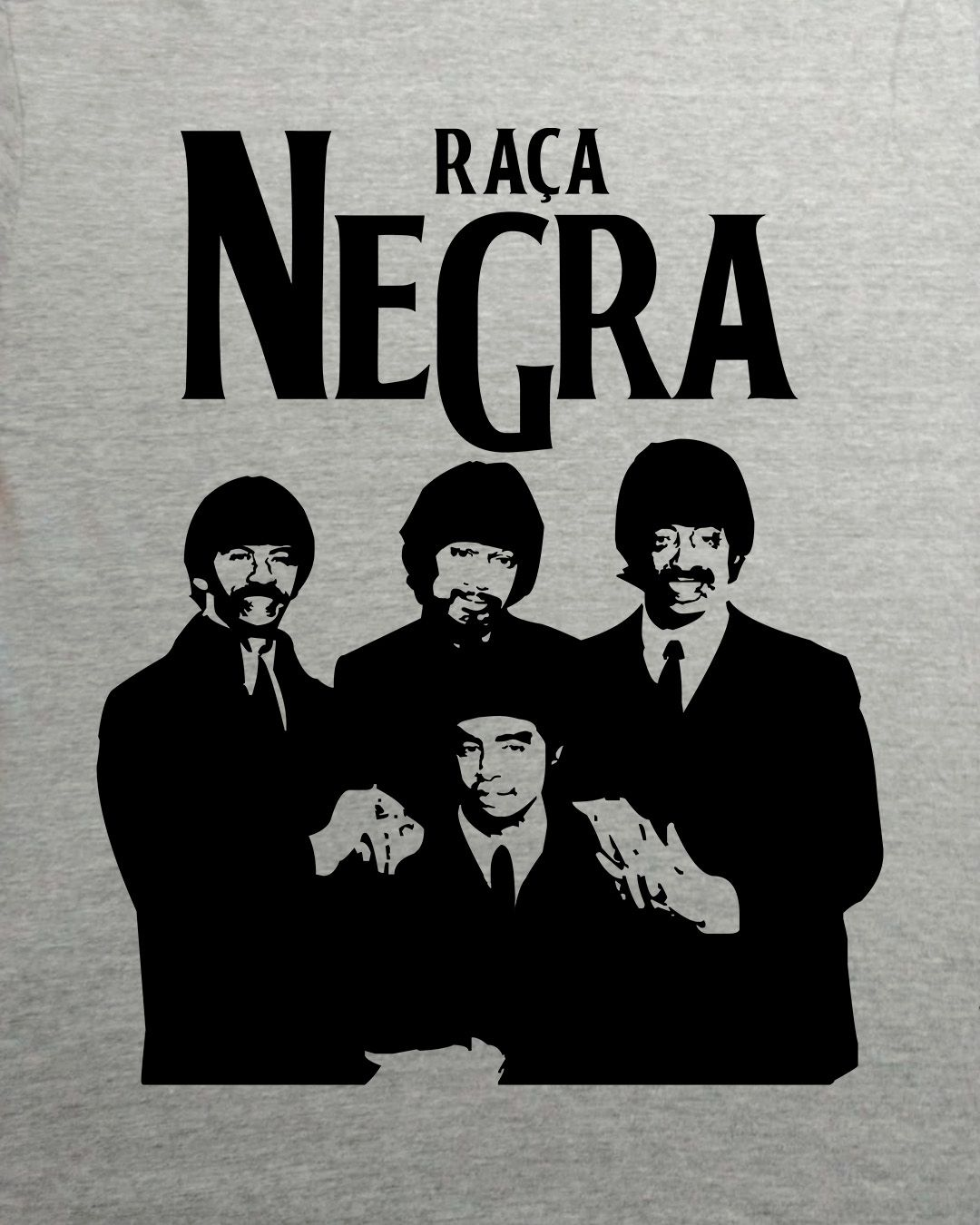Camiseta Raça Negra - Beatles