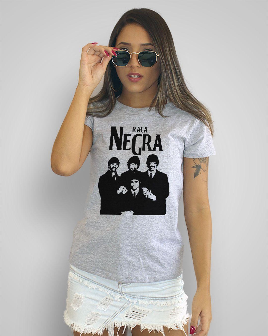 Camiseta Raça Negra - Beatles