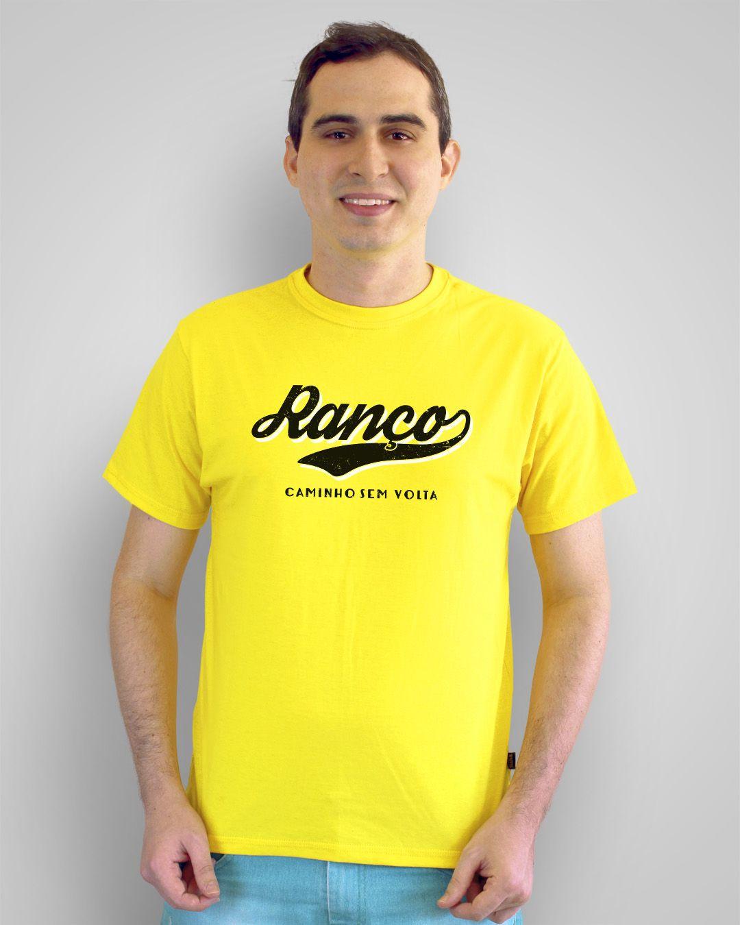 Camiseta Ranço, caminho sem volta