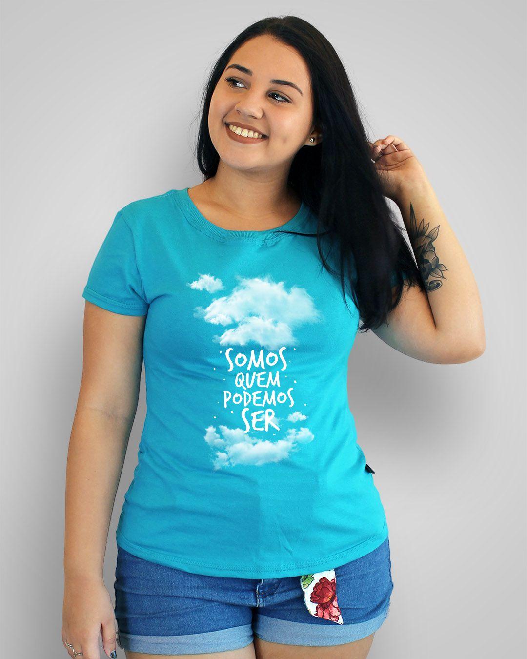 Camiseta Somos quem podemos ser - Engenheiros do Hawaii