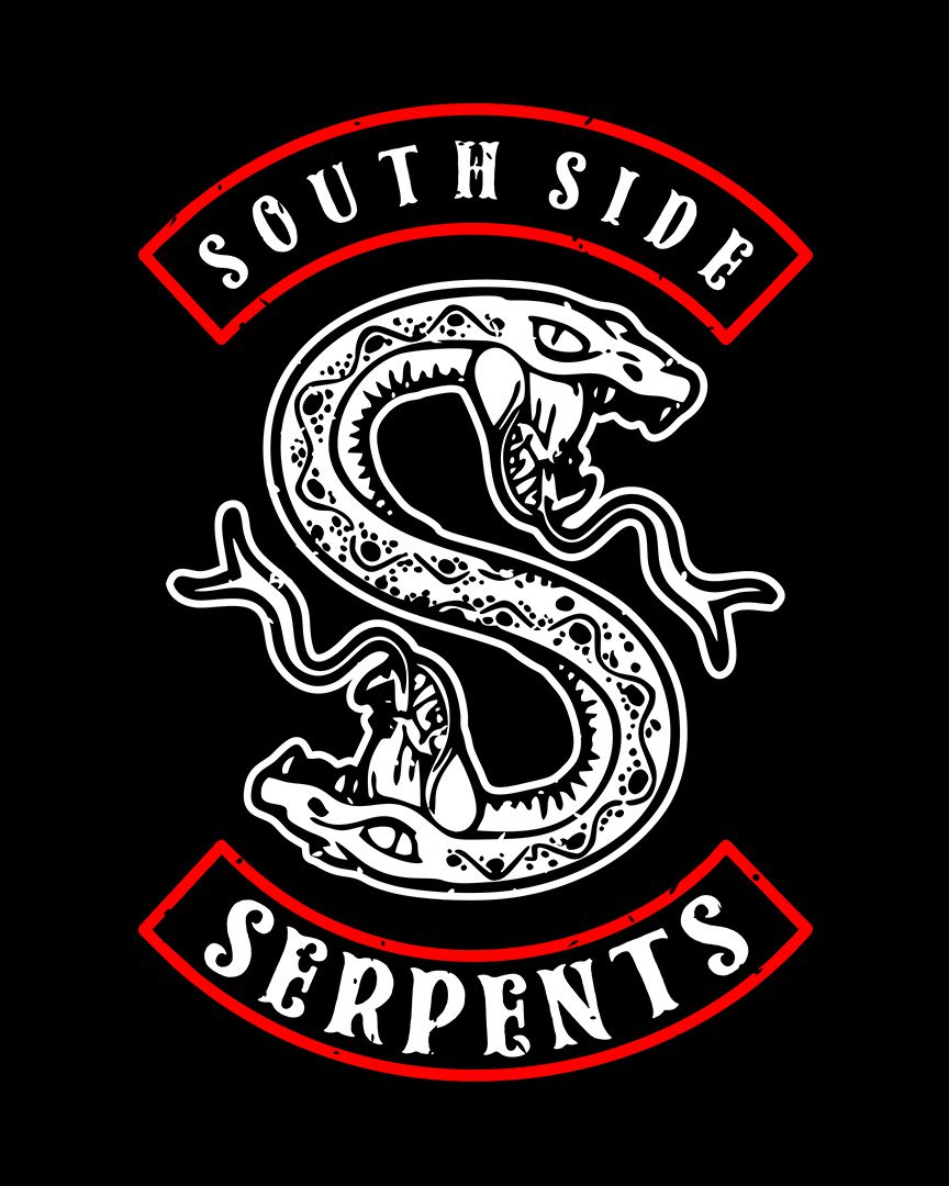 Camiseta South Side Serpents - Riverdale