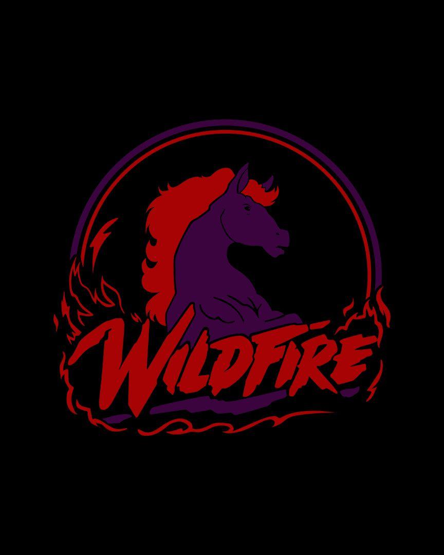 Camiseta Wildfire - Cavalo de Fogo