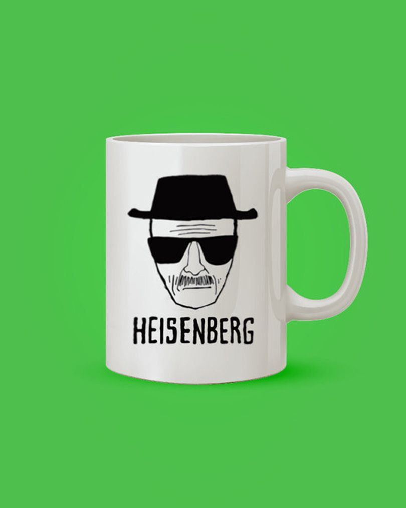 Caneca Heisenberg - Breaking Bad
