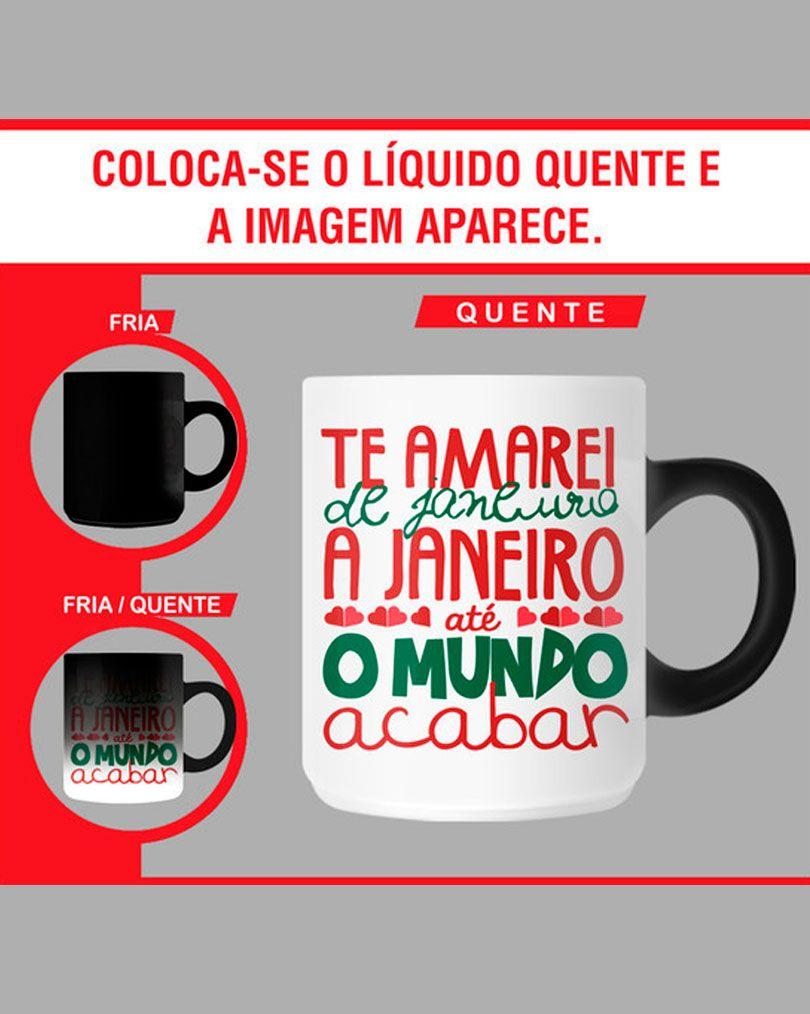 Caneca Mágica Te amarei de janeiro a janeiro, até o mundo acabar - Roberta Campos ft. Nando Reis