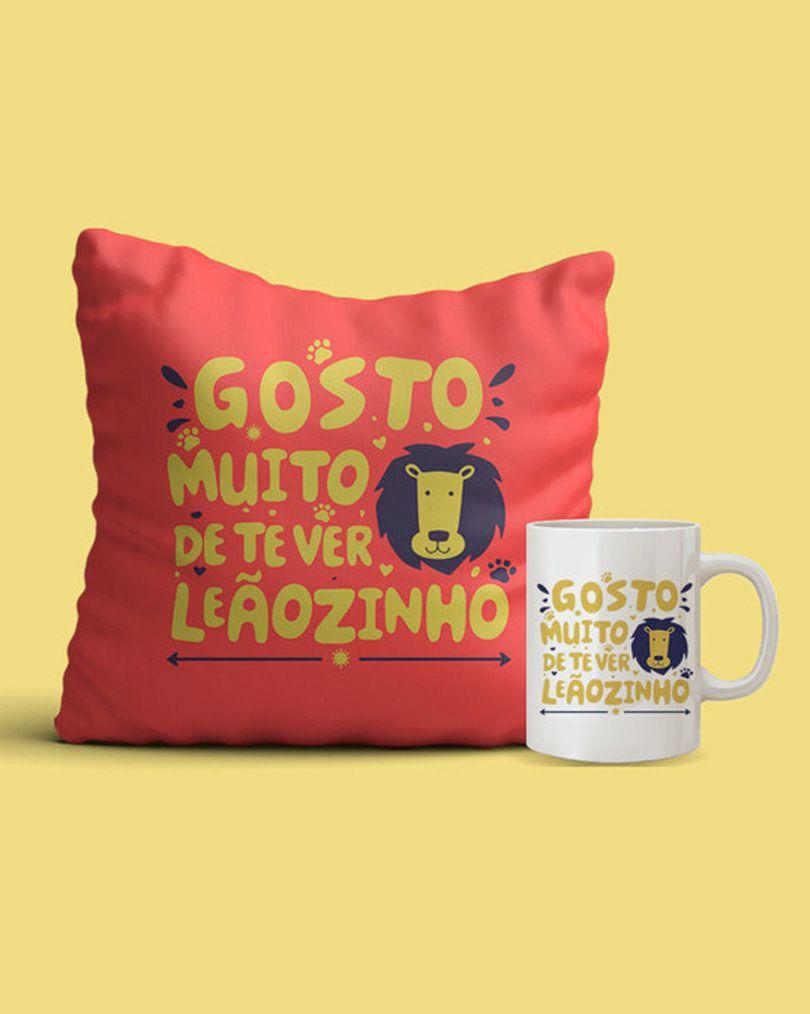 Kit Gosto muito de te ver, Leãozinho - Caetano Veloso