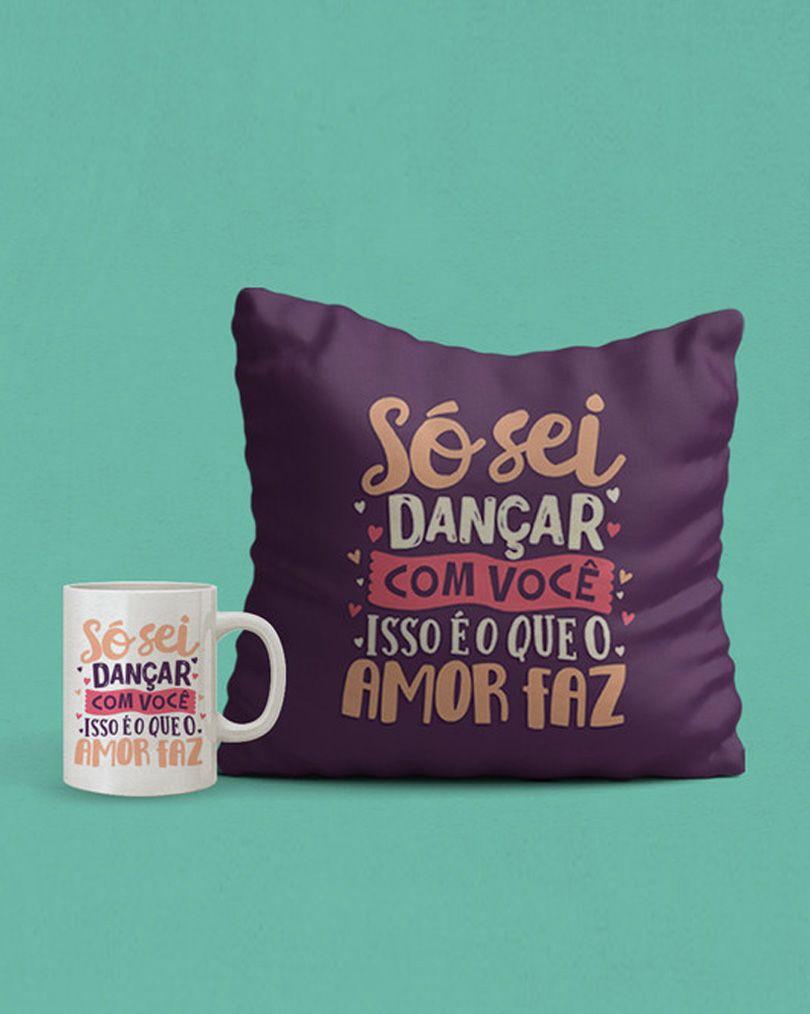 Kit Só sei dançar com você, isso é o que o amor faz - Tulipa Ruiz