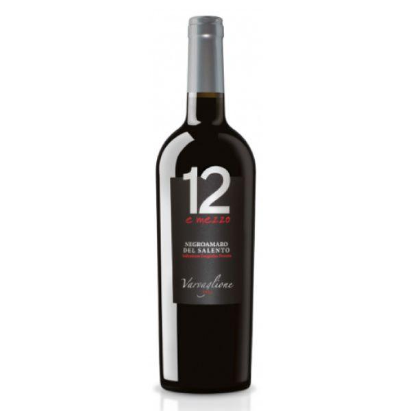 12 E Mezzo Negroamaro Del Salento - IGP 750ml