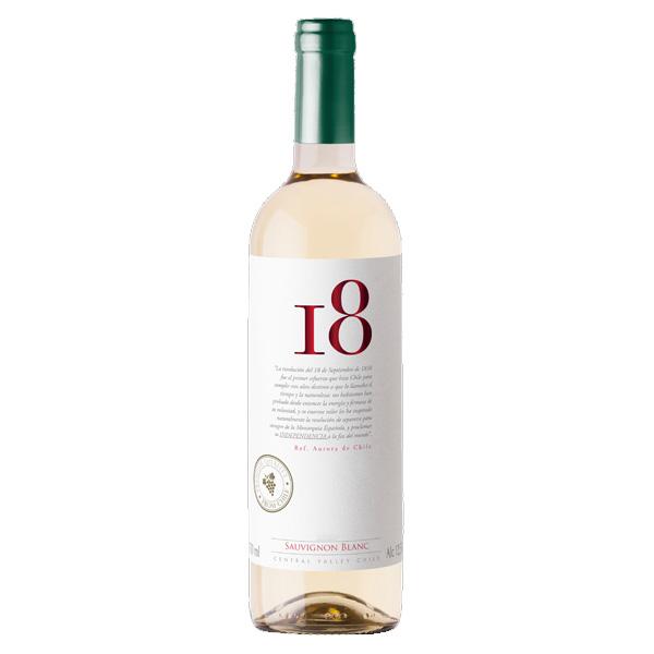 18 Sauvignon Blanc 750ml