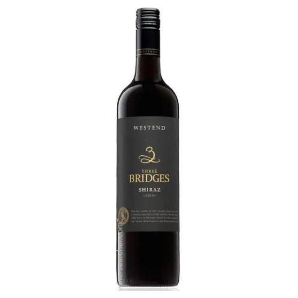 3 Tree Bridges Shiraz 750ml