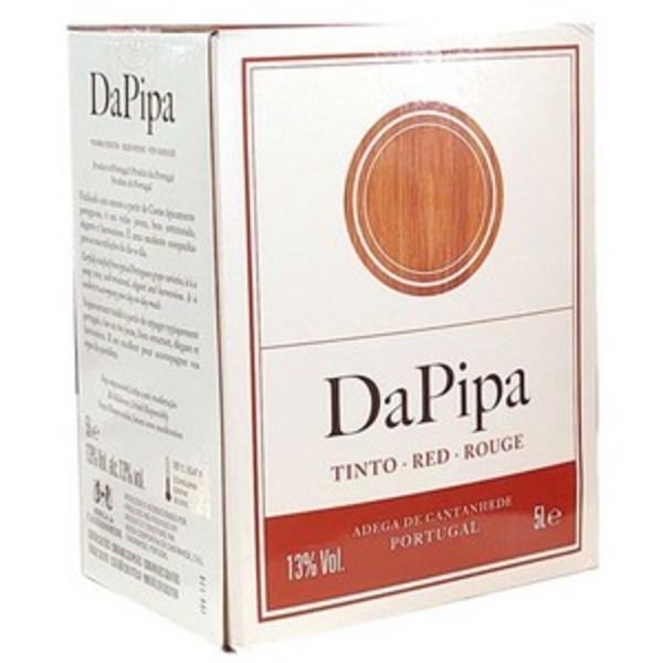 Bag In Box  Da Pipa Tinto 5 Litros