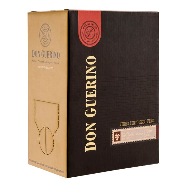 Bag In Box Don Guerino Cab/Mer/Tannat 5l