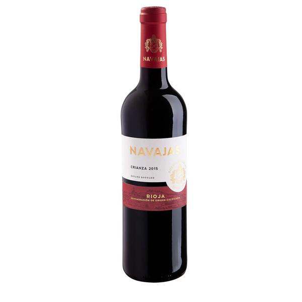 Bodegas Navajas Rioja Crianza Tinto 750ml