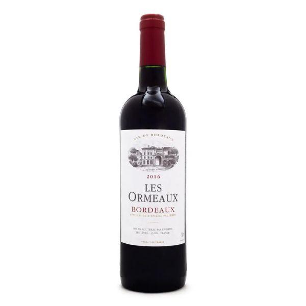 Bordeaux Les Ormeaux Tinto 750ml