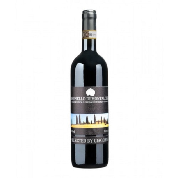 Brunello Di Montalcino Select By Giacomina 2015 750ml