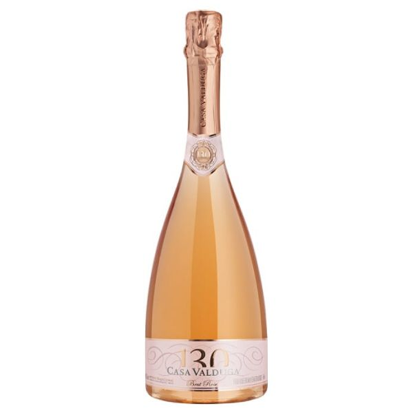 Casa Valduga 130 Brut Rose 750ml
