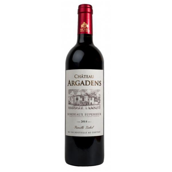Château Argadens Bordeaux Supérieur Aoc  750ml