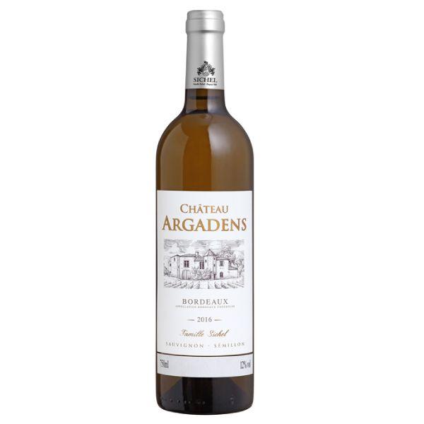 Château Argadens Bordeaux White Aoc 750ml