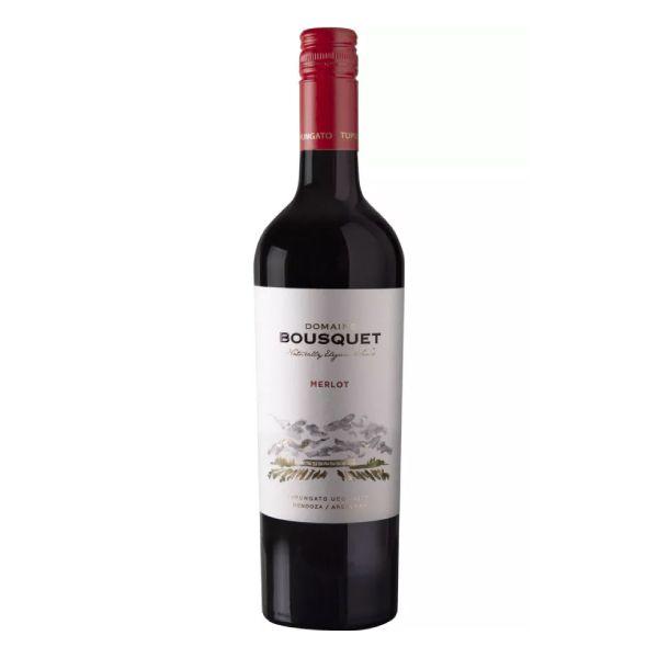 Domaine Bousquet Premium Merlot 750ml