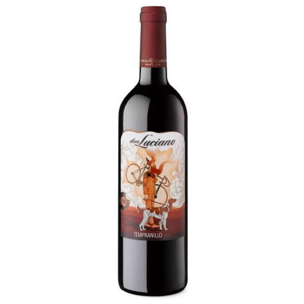 Don Luciano Tempranillo 750ml