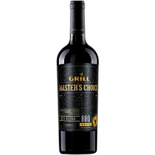 Grill Master's Choice Red Blend 187ml