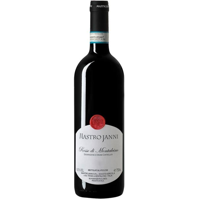 Rosso Di Montalcino Mastro Janni 750ml