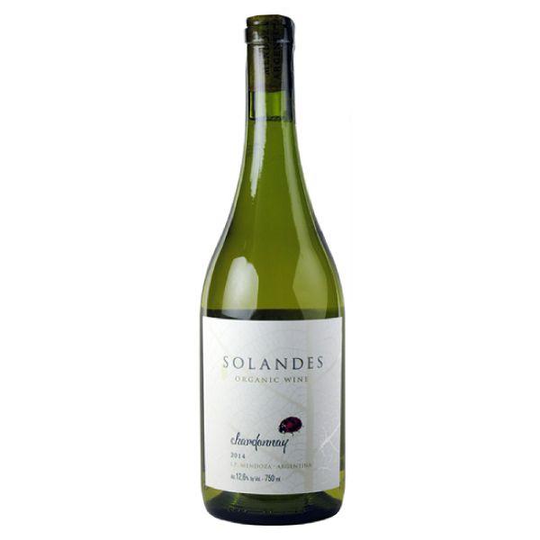 Solandes Organico Chardonnay 750ml
