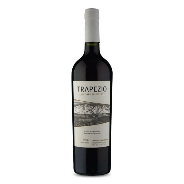 Trapezio Vineyard Selection Cabernet Sauvignon 750ml
