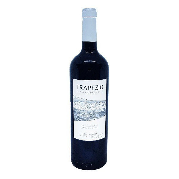 Trapezio Vineyard Selection  Malbec 750ml