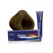 Coloração Shine Blue 7.0 Louro Médio