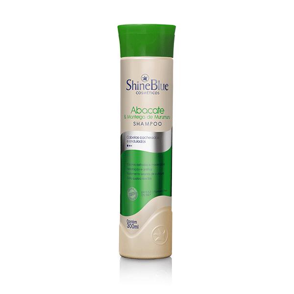 Shampoo Abacate & Manteiga de Murumuru